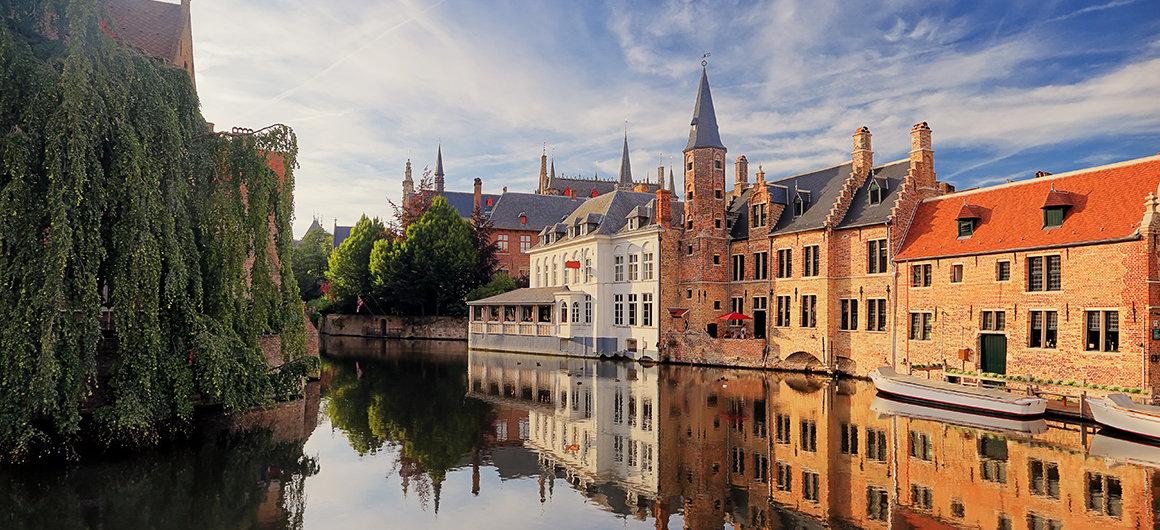 La encantadora ciudad de Brujas