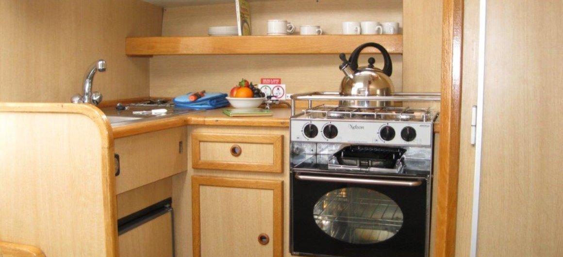Capri WHS - cocina