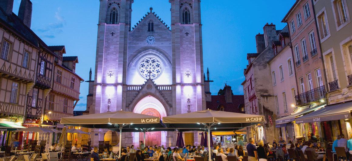 Catedral Saint-Vincent, Chalon-sur-Saône