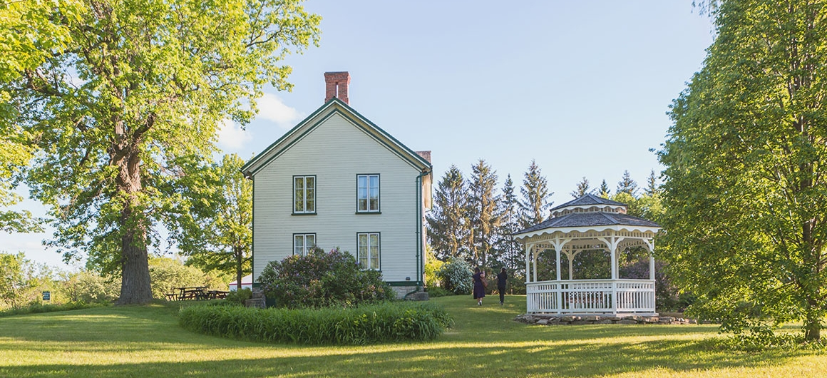 Heritage House en Smiths Falls, Canadá
