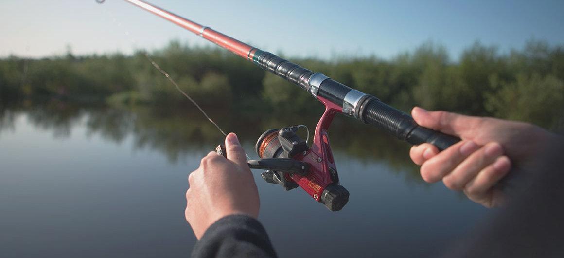 Pesca en el río Shannon
