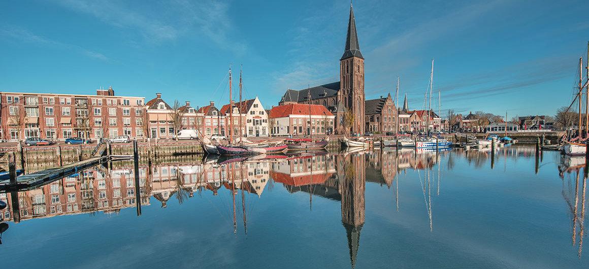 Puerto de Harlingen, Países Bajos