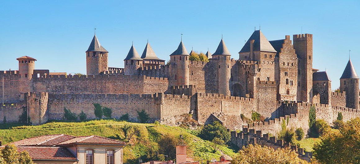 Histórica Ciudad Medieval de Carcassonne