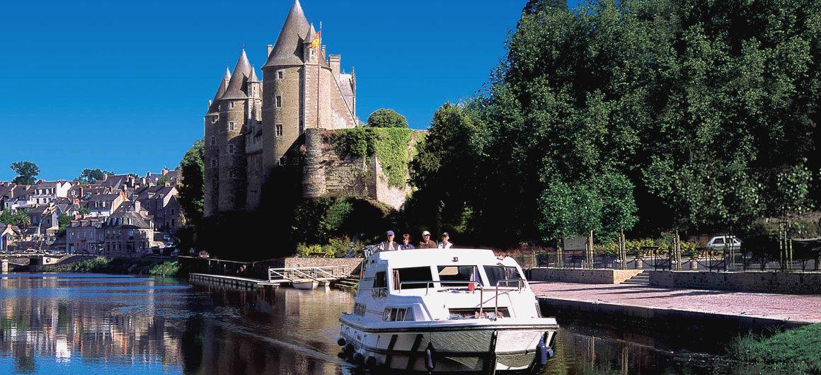 Castillo de Josselin, Bretaña