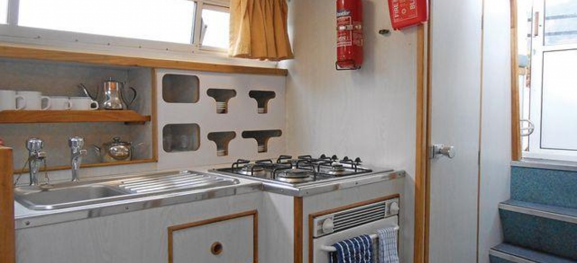 Kingfisher WHS - cocina