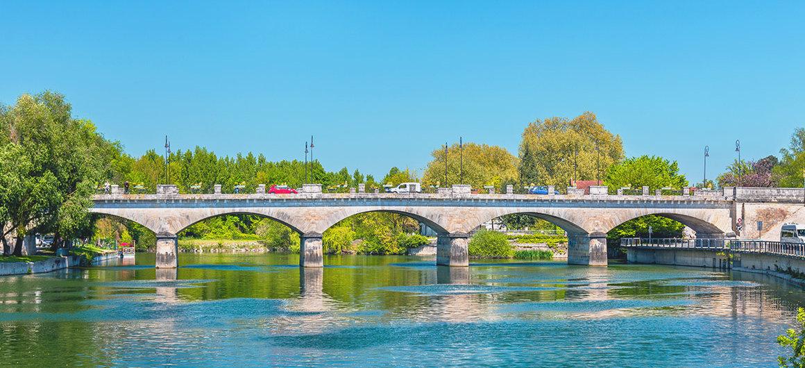 Pont Neuf en Cognac