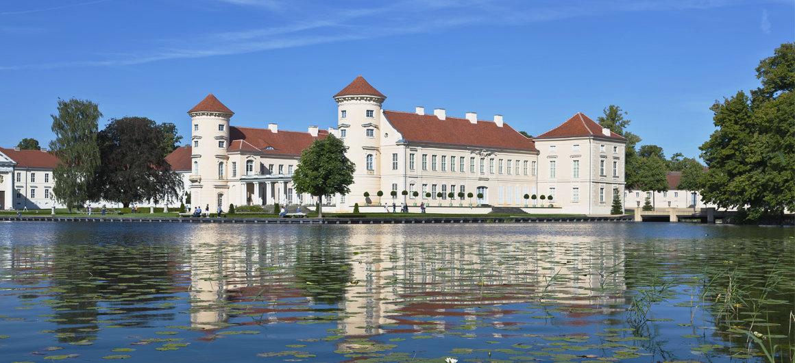 Castillo de Rheinsberg, Alemania