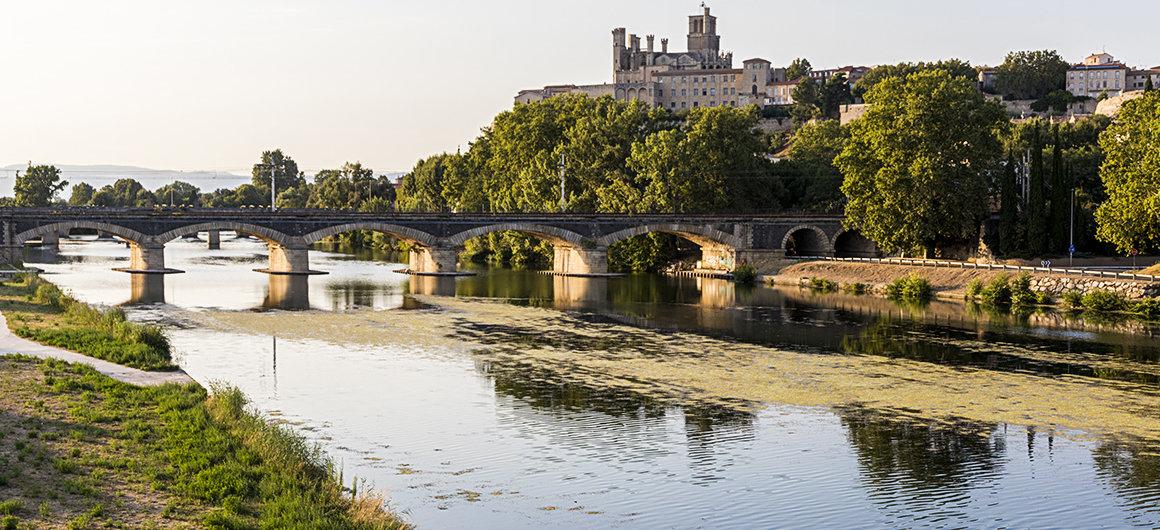 Río en Béziers
