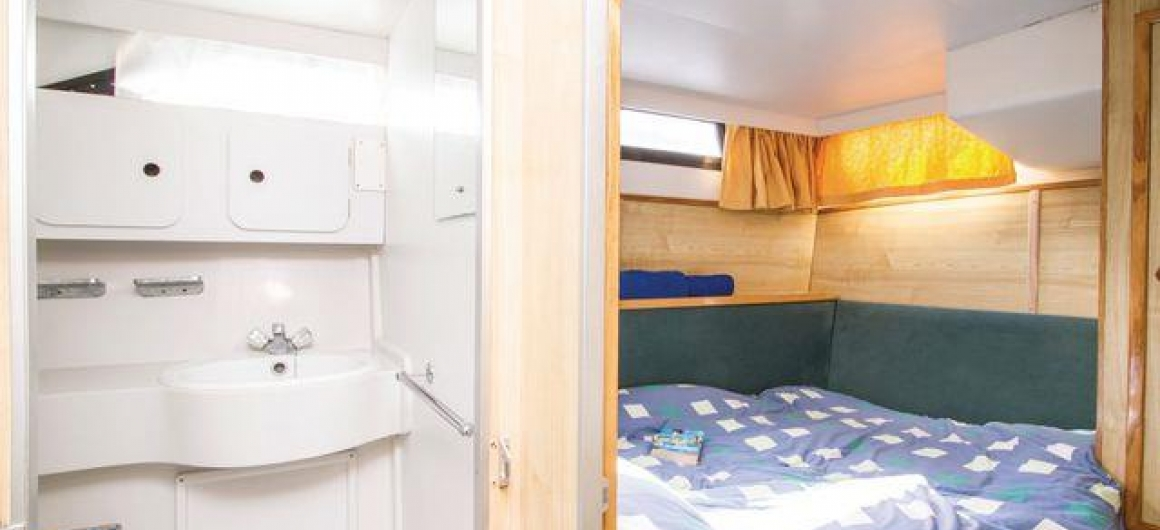 Royal Star WHS - cabina doble - parte trasera