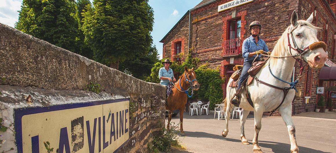 Paseo Paseo a caballo