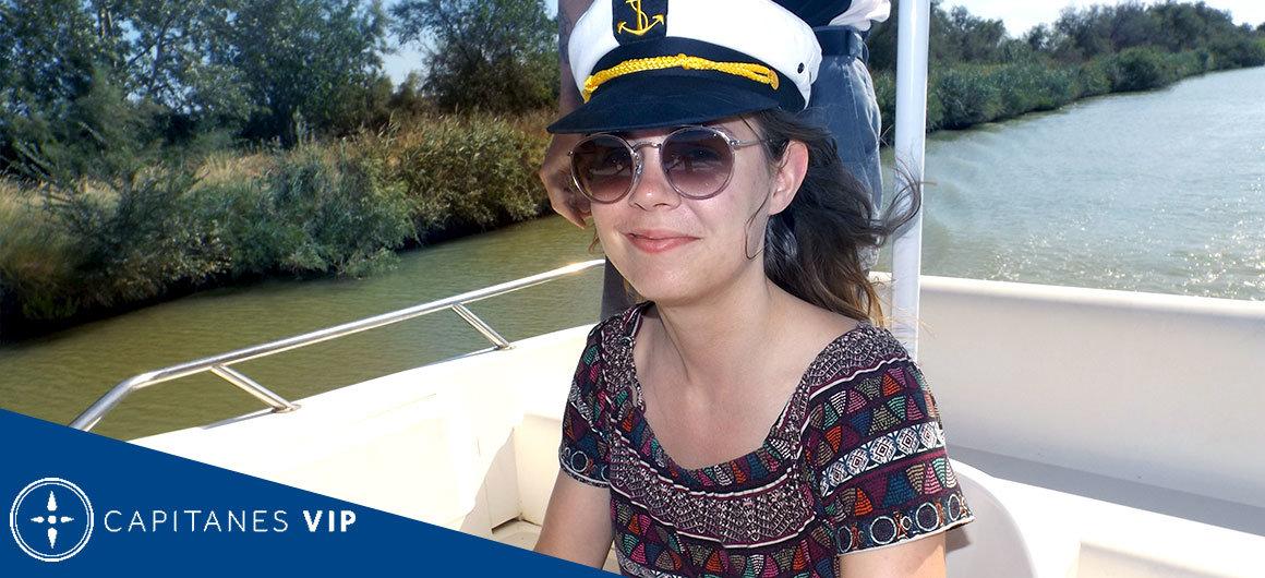 Capitán Jolanda en Camarga