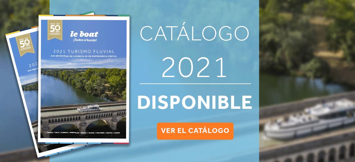 Catálogo Le Boat 2021