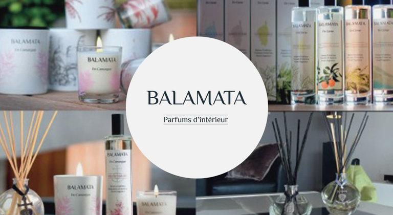 Balamata Perfumes de interior