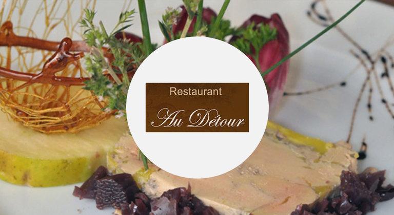 Restaurante au Détour de Metz