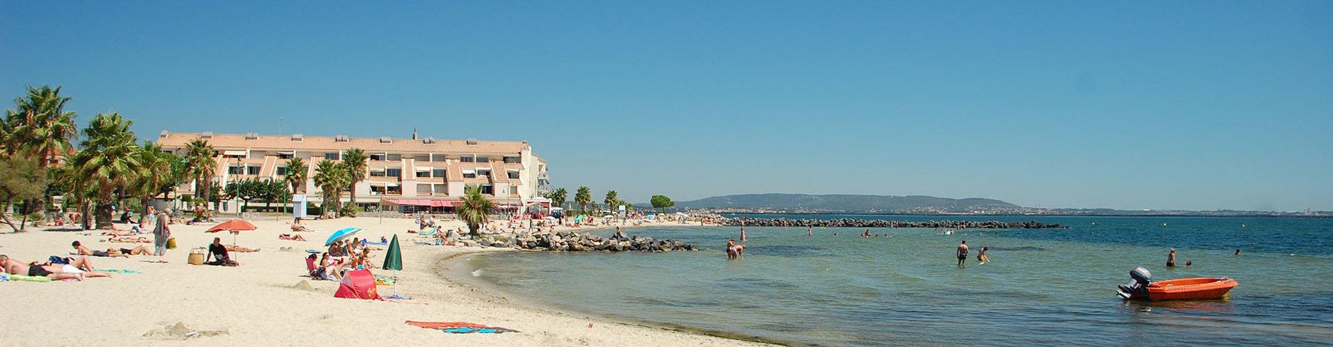 Playa en Camarga