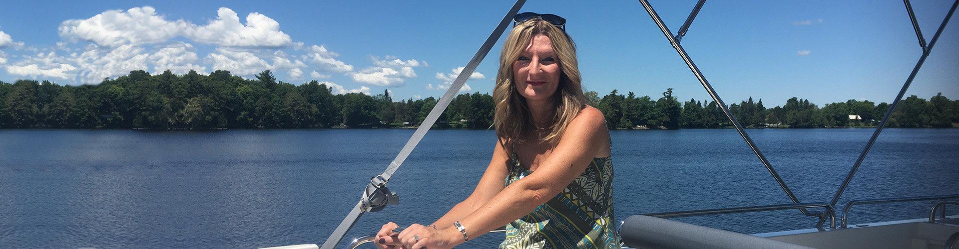 Cheryl Brown | Directora General | Le Boat