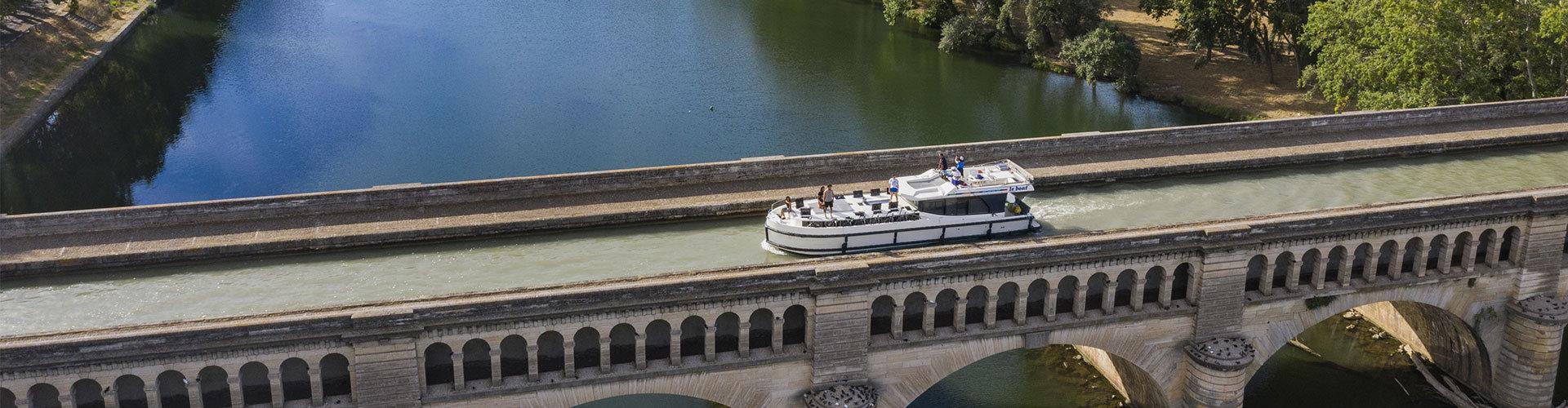 Alquiler de barcos Le Boat