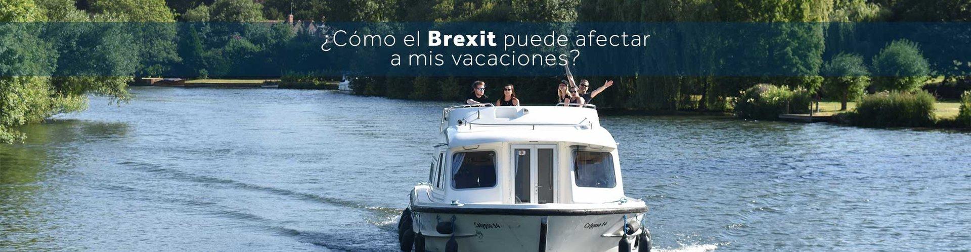¿Cómo el Brexit puede afectar a mis vacaciones?