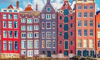 Casas en Ámsterdam