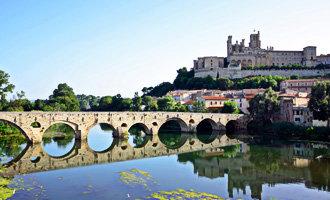 Puente en Béziers