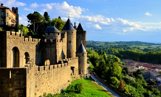 Ciudad Medieval de Carcassonne, Canal du Midi