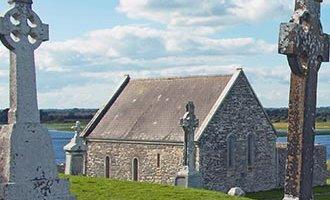 Piedras sepulcrales de Clonmacnoise