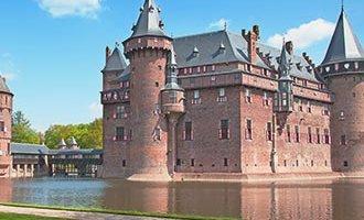 Castillo de Haar, Utrecht