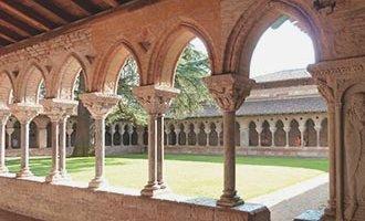 Abadía de Moissac, Aquitania
