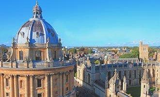 Capiteles en Oxford